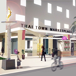 Thai Town Marketplace