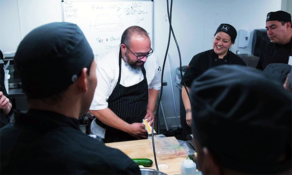 From Knife Skills to Life Skills, LA Kitchen Serves Up Hope