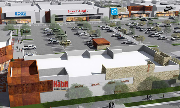 Jordan Downs Plaza Gets Four New Tenants