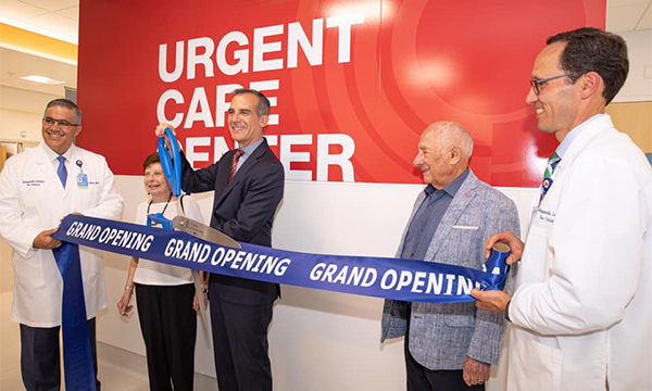 Orthopaedic Institute for Children Opens New, Modern Urgent Care Center